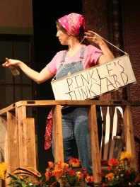 Lisa Holcomb as Mrs. Pink